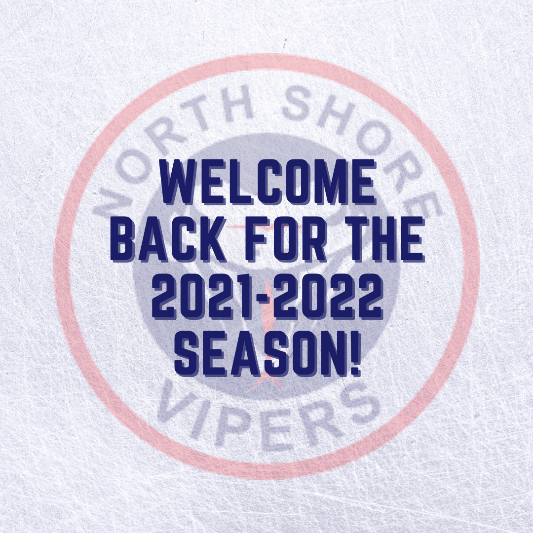 Welcome back for the 2021-2022 season!